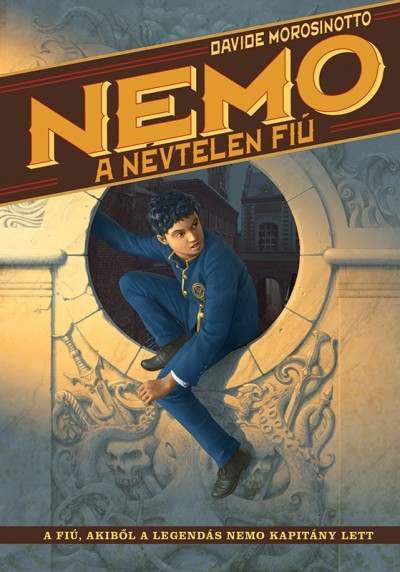 Davide Morosinotto - Nemo - A névtelen fiú