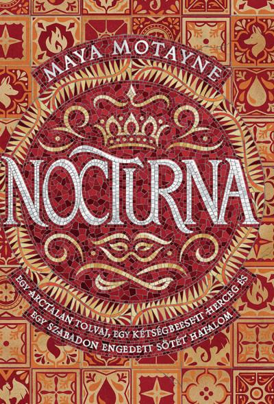 Maya Motayne - Nocturna