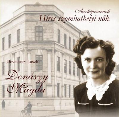 Devecsery László - Arcképcsarnok - Donászy Magda