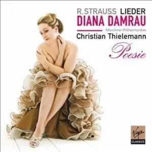 Diana Damrau - Poesie - CD
