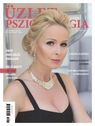 - Üzlet és Pszichológia - 2019 június - július - VIII. évfolyam 3. szám