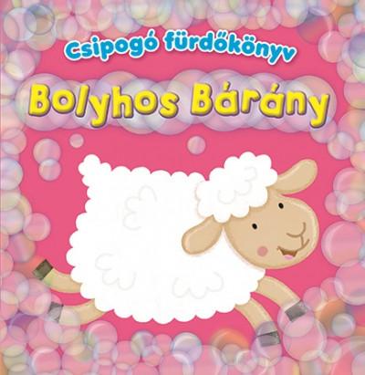 - Csipogó fürdőkönyv - Bolyhos Bárány