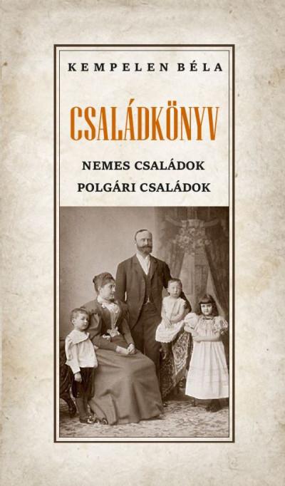 Kempelen Béla - Családkönyv