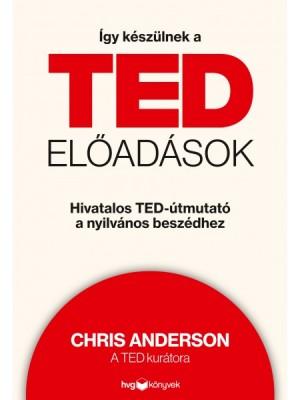 Chris Anderson - �gy k�sz�lnek a TED-el�ad�sok