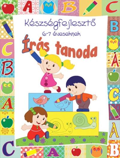 - Írás tanoda - Készségfejlesztő 6-7 éveseknek