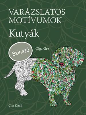 Olga Gre - Var�zslatos mot�vumok - Sz�nez� - Kuty�k