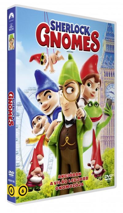 John Stevenson - Sherlock Gnomes - DVD