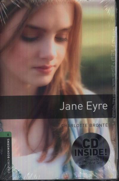 Charlotte Brontë - Jane Eyre - CD Pack