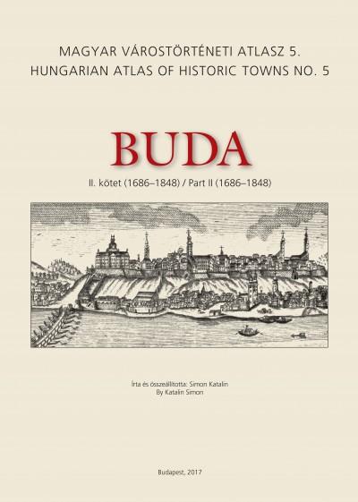 Simon Katalin - Buda II. kötet (1686-1848)