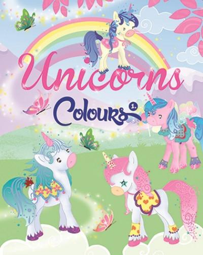 - Unicorns Colours