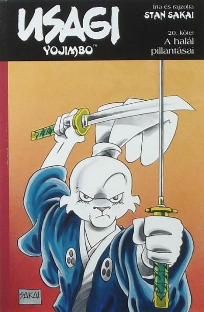 Stan Sakai - Usagi Yojimbo 20.