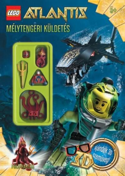 - Mélytengeri küldetés - Lego Atlantis