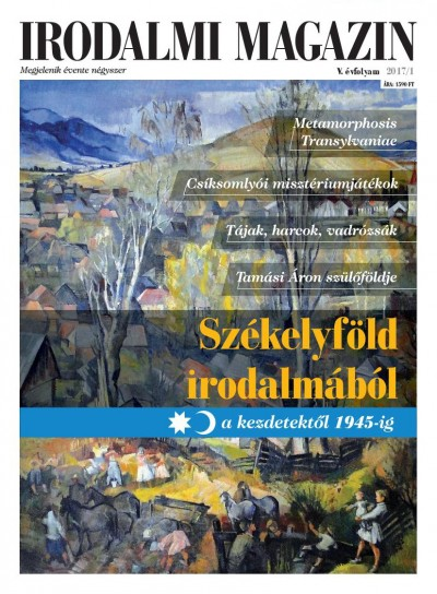 - Irodalmi Magazin 2017/1