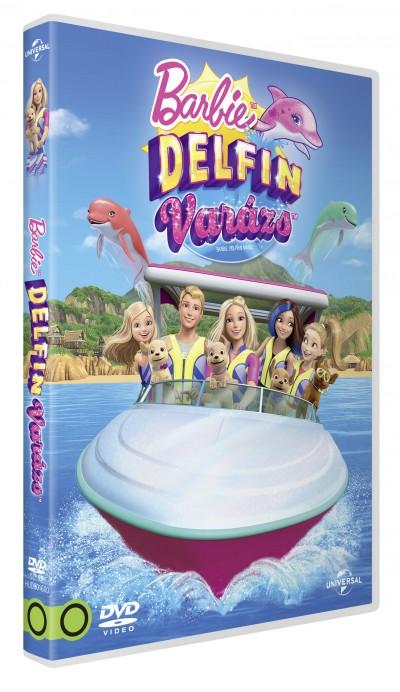 Douglas Michael - Barbie: Delfin varázs - DVD