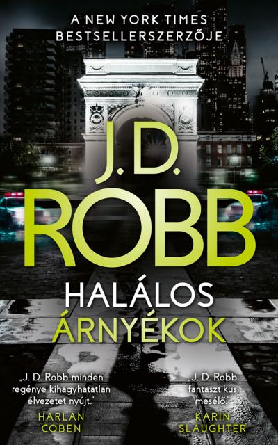 J.D. Robb - Halálos árnyékok