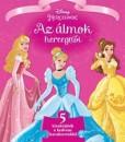 Loiana Martínez - Stella Maris Roque - Disney - Szivacsos kirakókönyv - Az álmok hercegnői