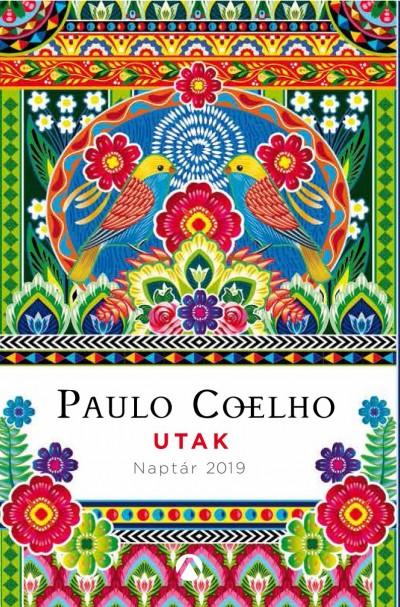 online naptár 2019 Könyv: Utak   Naptár 2019 (Paulo Coelho) online naptár 2019