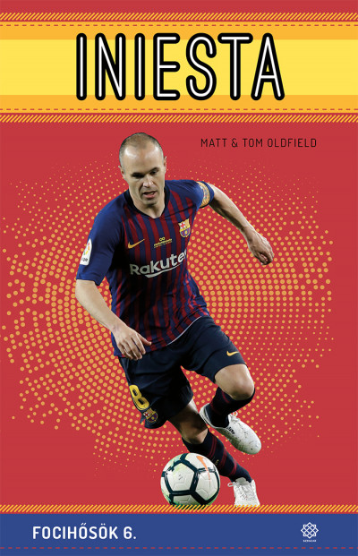 Tom Oldfield - Matt Oldfield - Iniesta