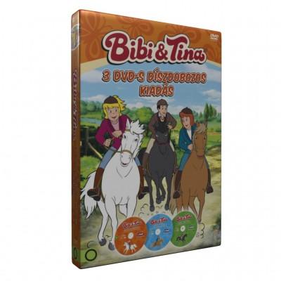 - Bibi és Tina díszdoboz - 3 DVD