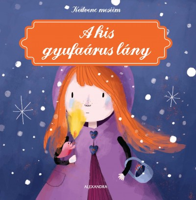Katleen Put - A kis gyufaárus lány