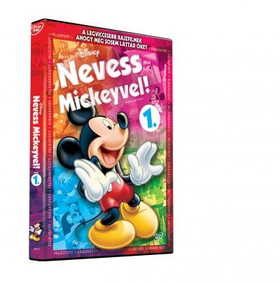 - Nevess Mickeyvel! 1. - DVD