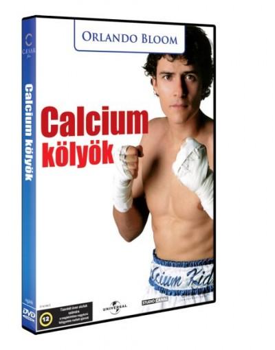 De Alex Rakoff - Calcium kölyök - DVD