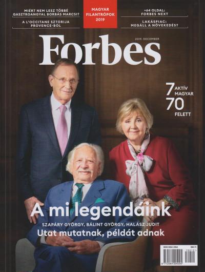 - Forbes - 2019. december