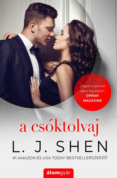 L. J. Shen - A csóktolvaj