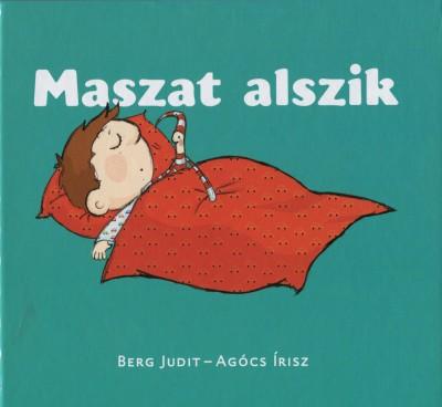 Berg Judit - Maszat alszik
