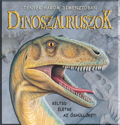 Richard Dungworth - Dinoszauruszok