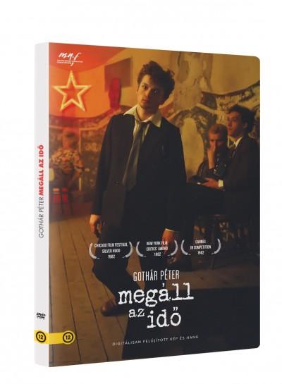 Bereményi Géza - Gothár Péter - Megáll az idő - DVD