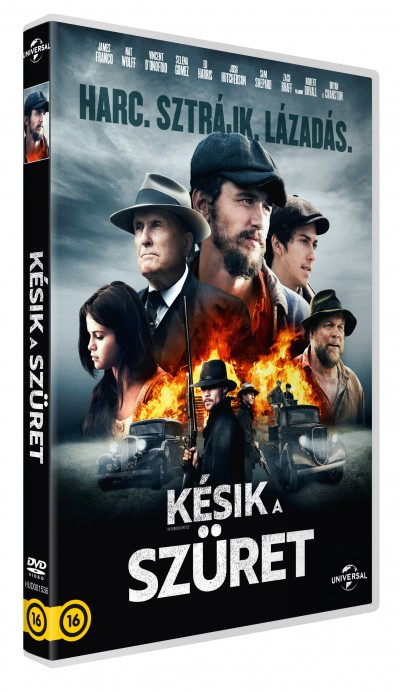 James Franco - Késik a szüret - DVD
