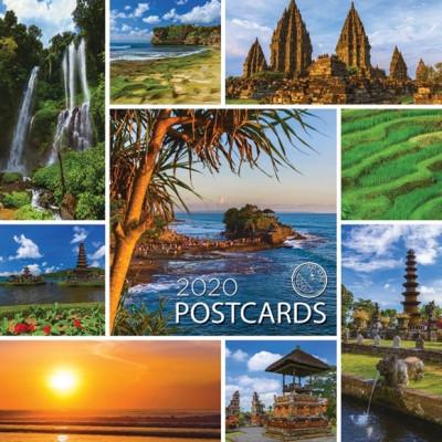 - Postcards lemeznaptár - 2020