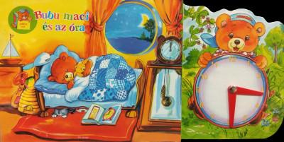 - Bubu maci és az óra