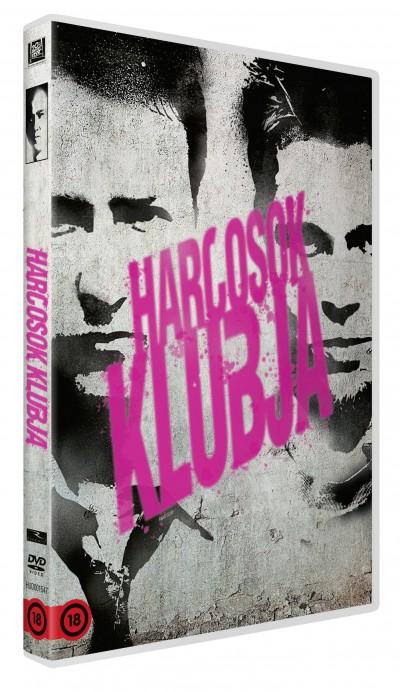 David Fincher - Harcosok klubja - DVD
