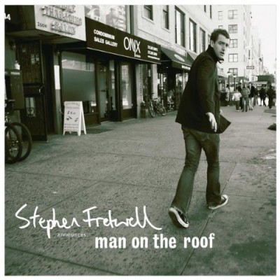 Stephen Fretwell - Man On The Roof - CD