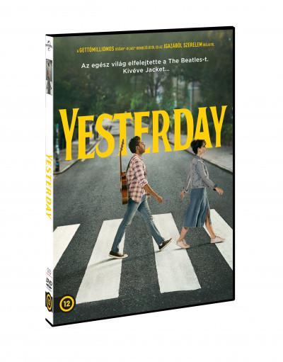 Danny Boyle - Yesterday - DVD