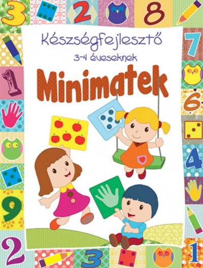 - Minimatek - Készségfejlesztő 3-4 éveseknek