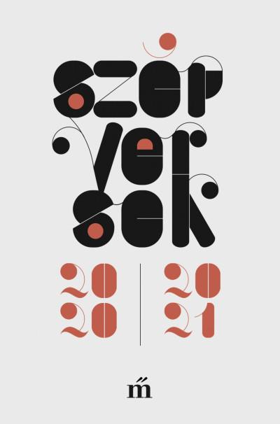 Szegő János  (Összeáll.) - Szép versek 2020-2021