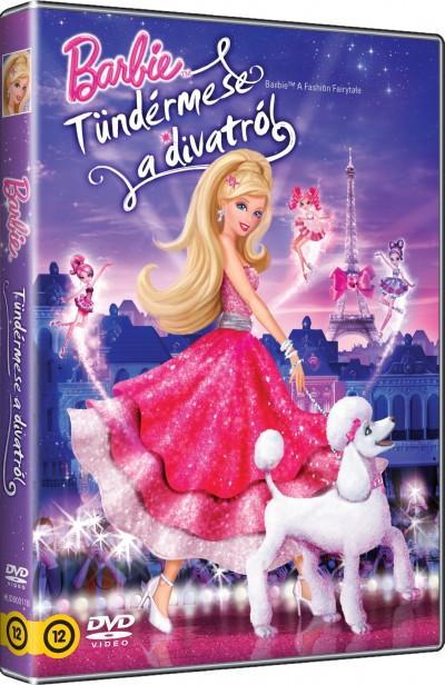 William Lau - Barbie - Tündérmese a divatról - DVD
