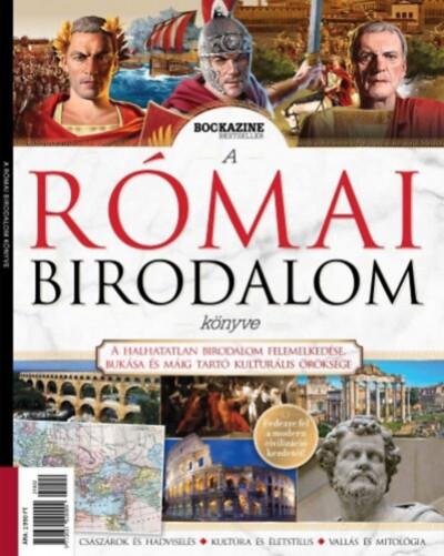 - A Római Birodalom könyve - Bookazine Bestseller