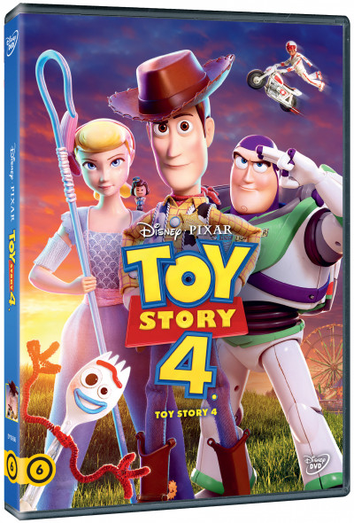 Josh Cooley - Toy Story 4. - DVD