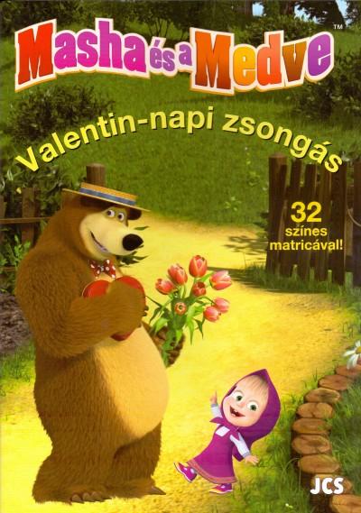 - Masha és a Medve - Valentin-napi zsongás