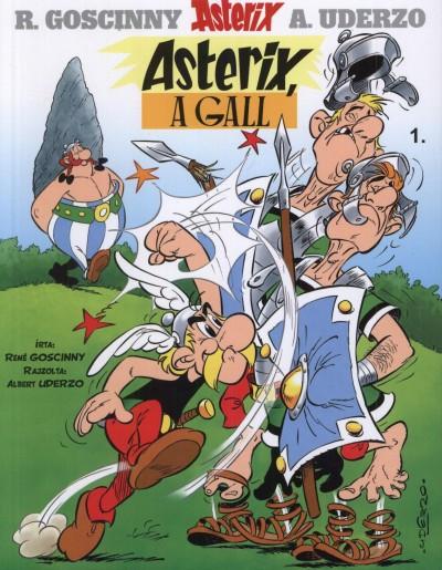René Goscinny - Asterix, a gall - Asterix 1.