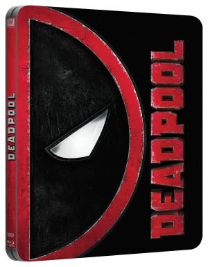 - Deadpool - Blu-ray Steelbook