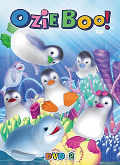 - Ozie Boo! 2. - DVD