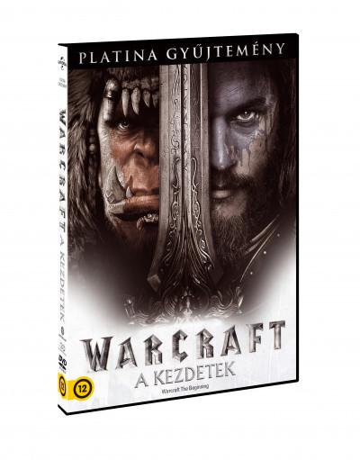 Duncan Jones - Warcraft: A kezdetek - DVD