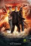 Rick Riordan - Percy Jackson �s az Olimposziak 2. - A sz�rnyek tengere - Kem�nyt�bla