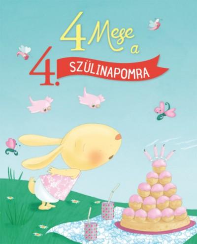 Karine-Marie Amiot - Claire Renaud - Marie-Ange Richermo - 4 mese a 4. szülinapomra