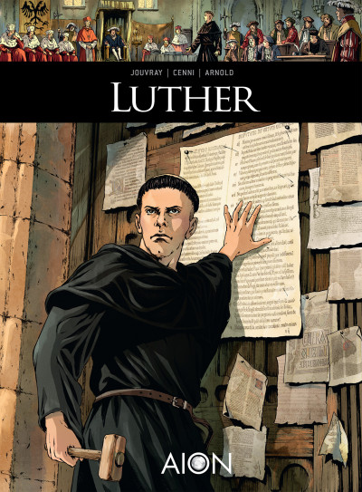 Maximilien Chailleux - Luther